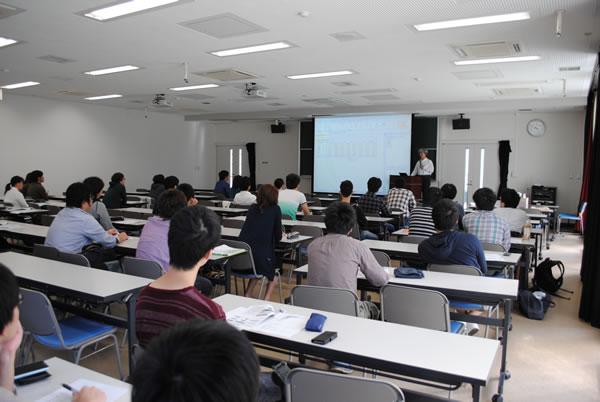 「Venture Establishment Theory」Lecture